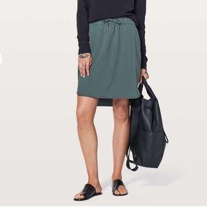 Lululemon Athletica On The Fly Skirt